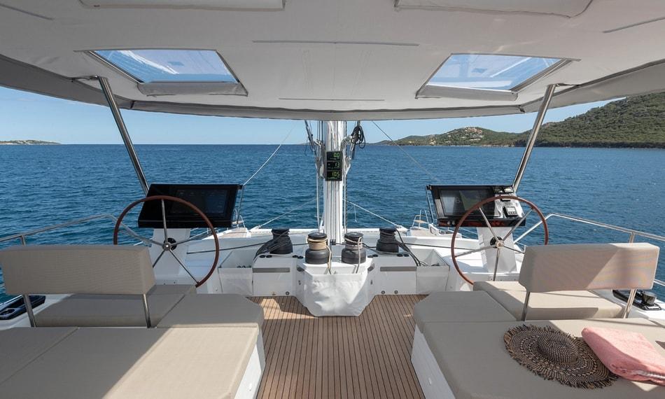 Catamaran Alegria 67 Fountaine Pajot
