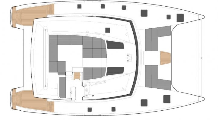 SABA 50 – 6 cabines – 795 000€ HT
