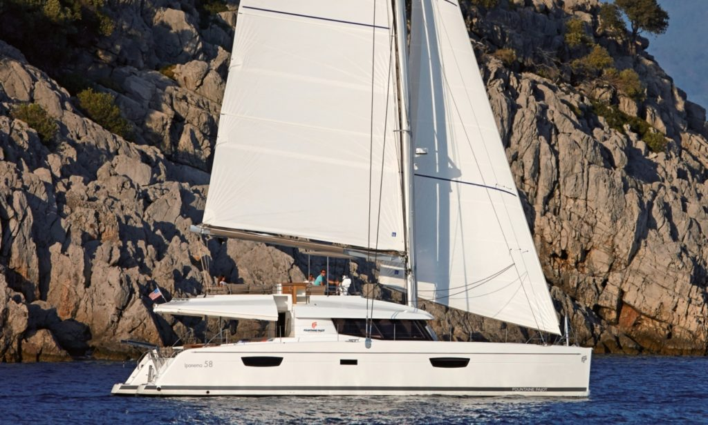 Ipanema 58 en navigation