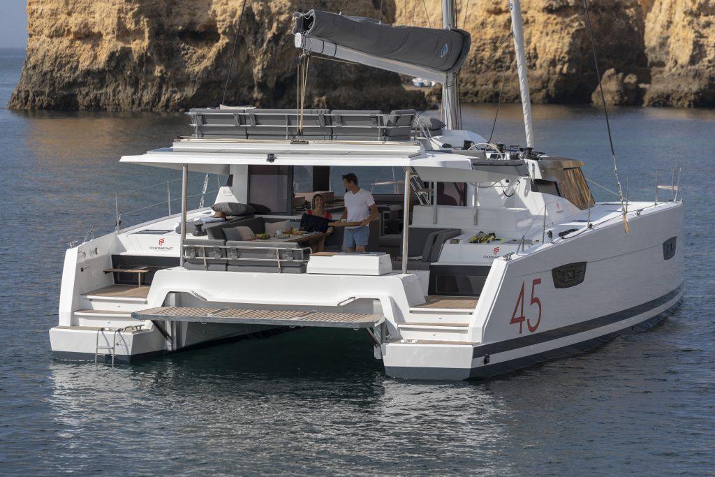 Elba 45 – le grand succès Fountaine Pajot