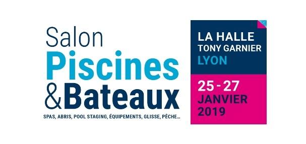 Salon Piscines & Bateaux pour la première fois au coeur de Lyon