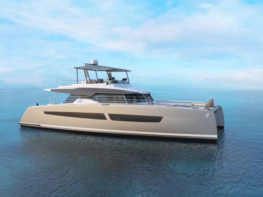 Power 67 - votre catamaran de luxe version moteur !