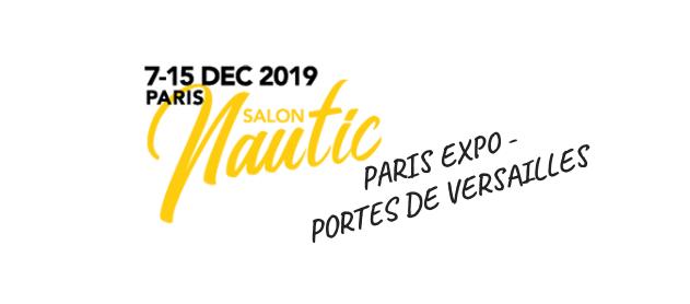Nautic de Paris 2019 - nous sommes prêts ! Et vous ?