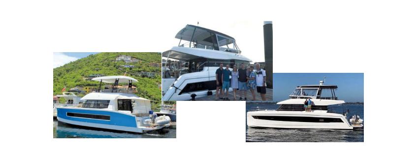 Qui peut mieux parler de nos Catamarans Motor Yachts ? Nos propriétaires !!!