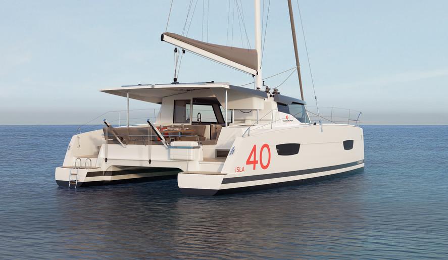 Isla 40 – le successeur du Lucia 40 est là !
